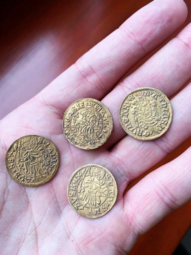 В Венгрии во время раскопок нашли клад: обнаружены тысячи средневековых монет