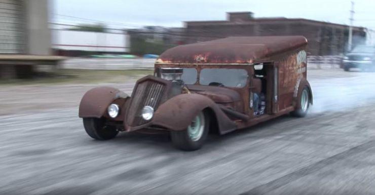 Десятка обычных грузовиков, которые их владельцы превратили в самые крутые хот-роды