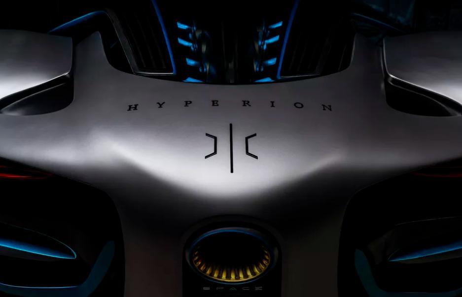 Мощный водородный гиперкар Hyperion XP-1 с 1500 лошадиными силами был впервые протестирован на городских дорогах