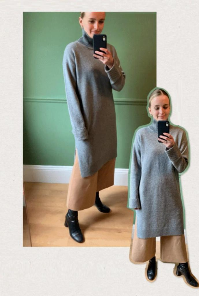 Одно платье – 5 образов: фэшн-блогер Джой Монтгомери показала, какой многогранной может быть базовая вещь