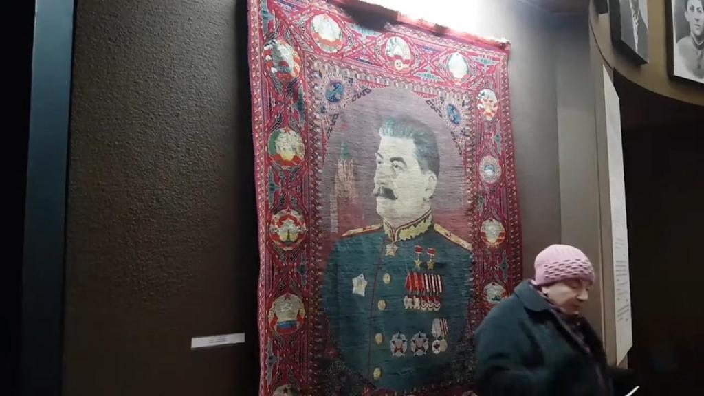 Музей Сталина в Гори – пример того, как нужно обращаться с исторической памятью