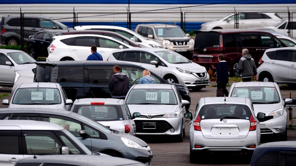 Минпромторг РФ предложил увеличить на 25 % ставку утильсбора на автомобили
