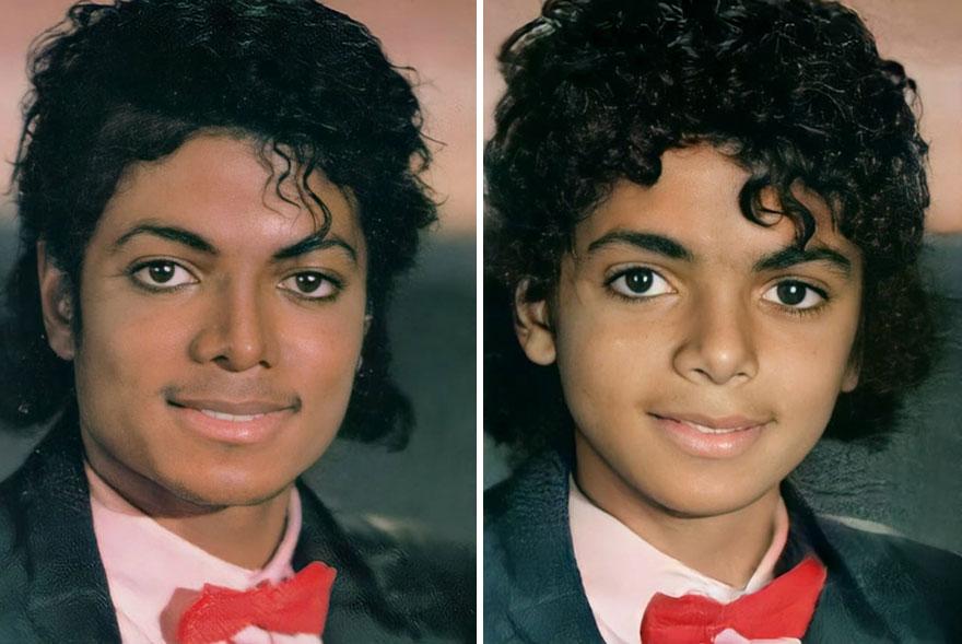 Мадонна, Уитни Хьюстон и не только: парень превратил звезд Голливуда 80-х и 90-х в детей с помощью искусственного интеллекта