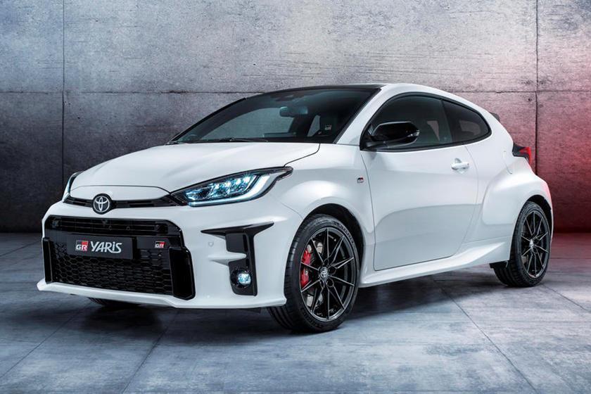 Маленькая, но очень быстрая: Toyota GR Yaris получила от DTE Systems мощность 300 л.с.