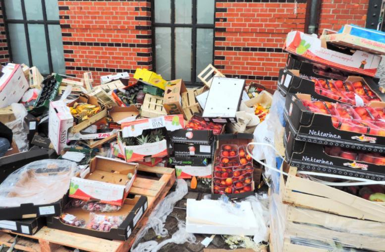 Пищевые отходы - это характерная черта нашего общества: Норвегия, Дания и другие самые расточительные страны мира
