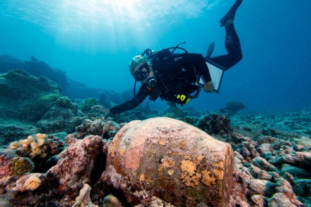 Робот, созданный по подобию медузы, будут использовать для изучения коралловых рифов и археологических памятников