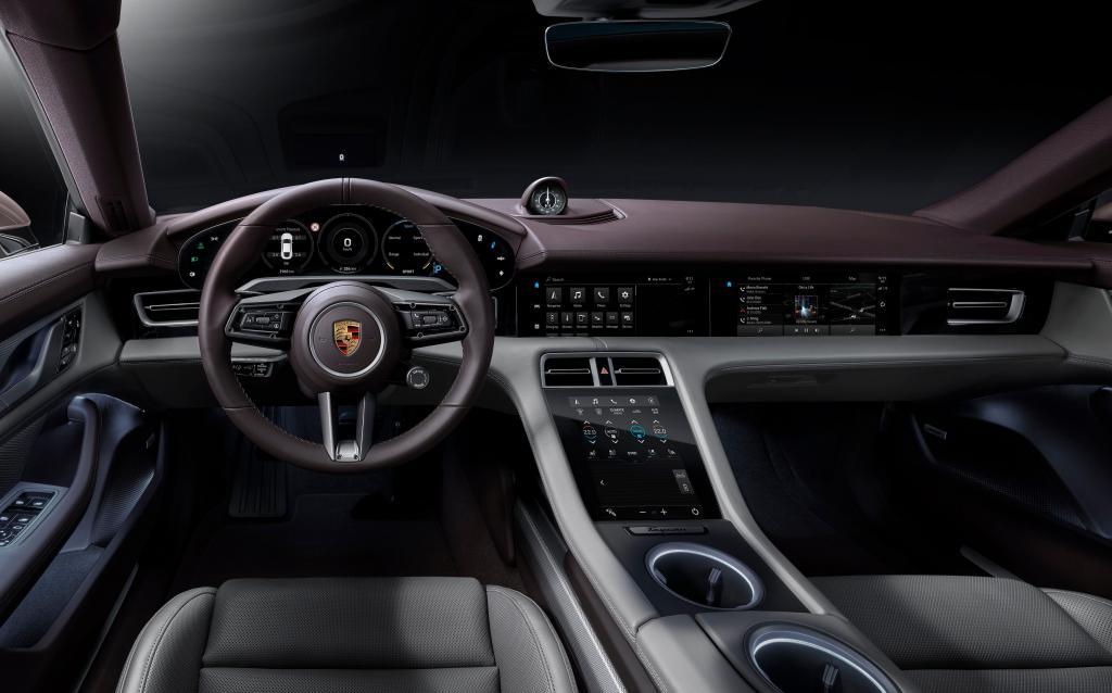 Porsche анонсировала прибавление в семействе Taycan: это ужечетвертая модификация Taycan наряду с4S, Turbo иTurbo S