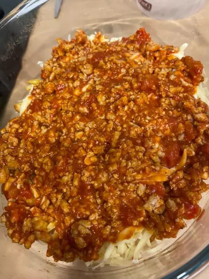 Запеканка из фарша и картофеля фри: рецепт быстрого и сытного блюда