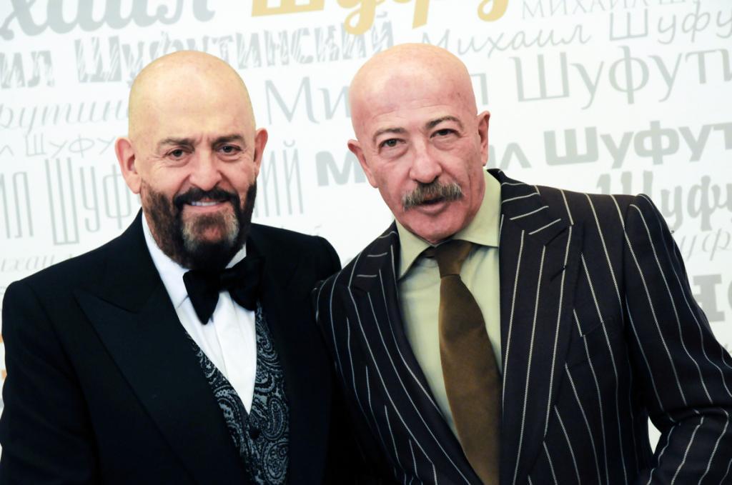 Александр Розенбаум рассказал, почему долгое время не общался с Михаилом Шуфутинским