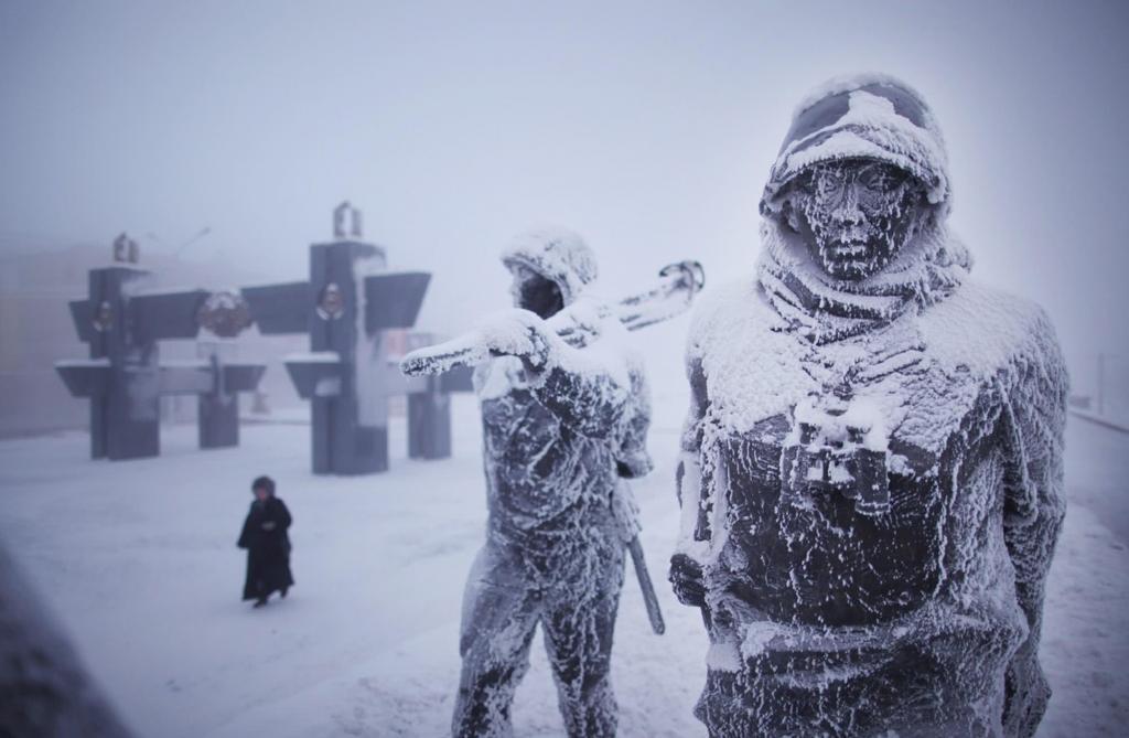 """""""На улице очки лучше не надевать"""": побывав в Якутске, китайский журналист назвал жизнь там постоянной борьбой"""