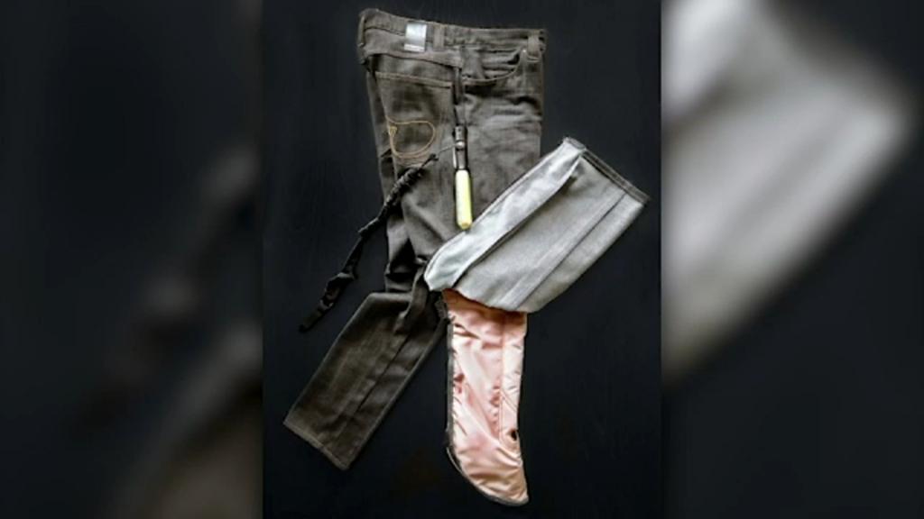 Мечта байкера: джинсы с подушками безопасности для защиты при авариях