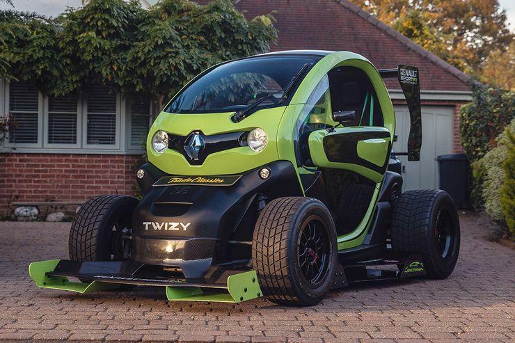 Долой бензиновый двигатель: классические спортивные машины, переделанные в электромобили