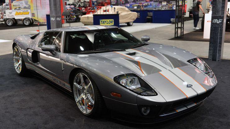 Для Ford GT 2006 года добавили 500 лошадиных сил: несколько случаев, когда владельцы Ford GT решили модифицировать свои автомобили и получили отличный результат