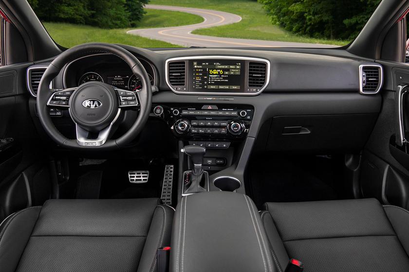 Если новый Kia Sportage 2022 будет выглядеть так, все будут в восторге: визуализация художника по рендерингу