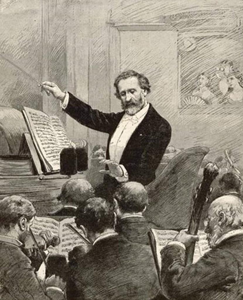"""""""Аплодисменты - неотъемлемая часть некоторых видов музыки"""": 120 лет назад не стало Джузеппе Верди. Портрет композитора в цитатах - его и о нем"""