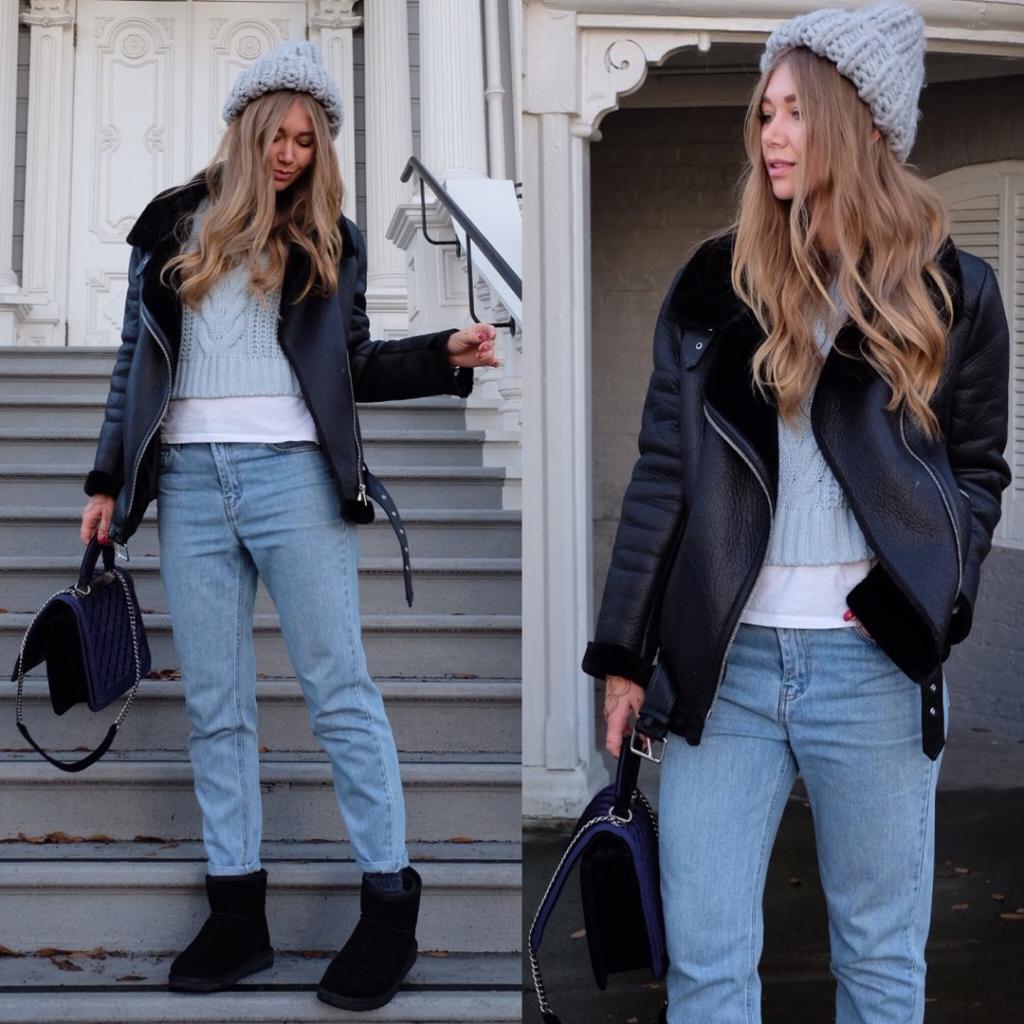"""Как не нужно носить джинсы с ботинками, чтобы не выглядеть """"колхозно"""": важные правила, о которых забывают некоторые модницы"""