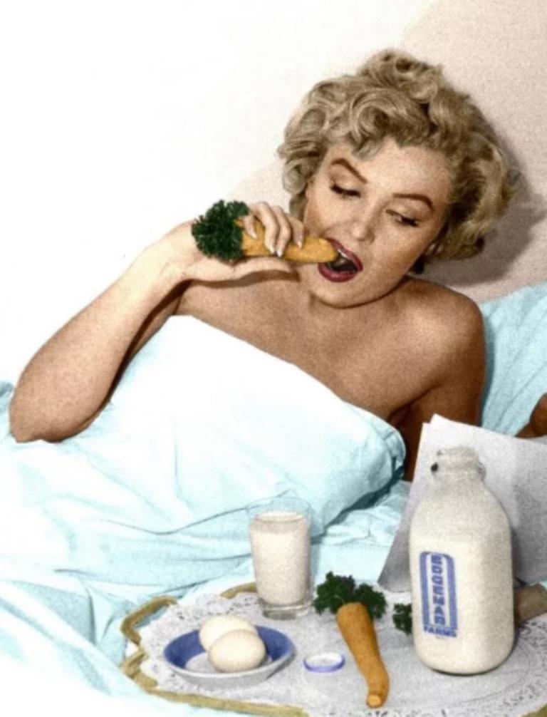 """""""Не повторяйте за кумиром"""": странные звездные диеты, от которых лучше отказаться"""