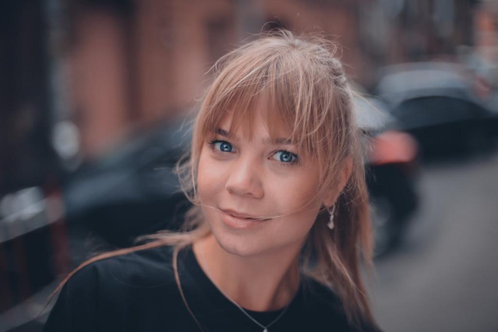 """Ее называли """"палкой"""" и не любили одноклассники, а теперь она звезда Первого канала"""
