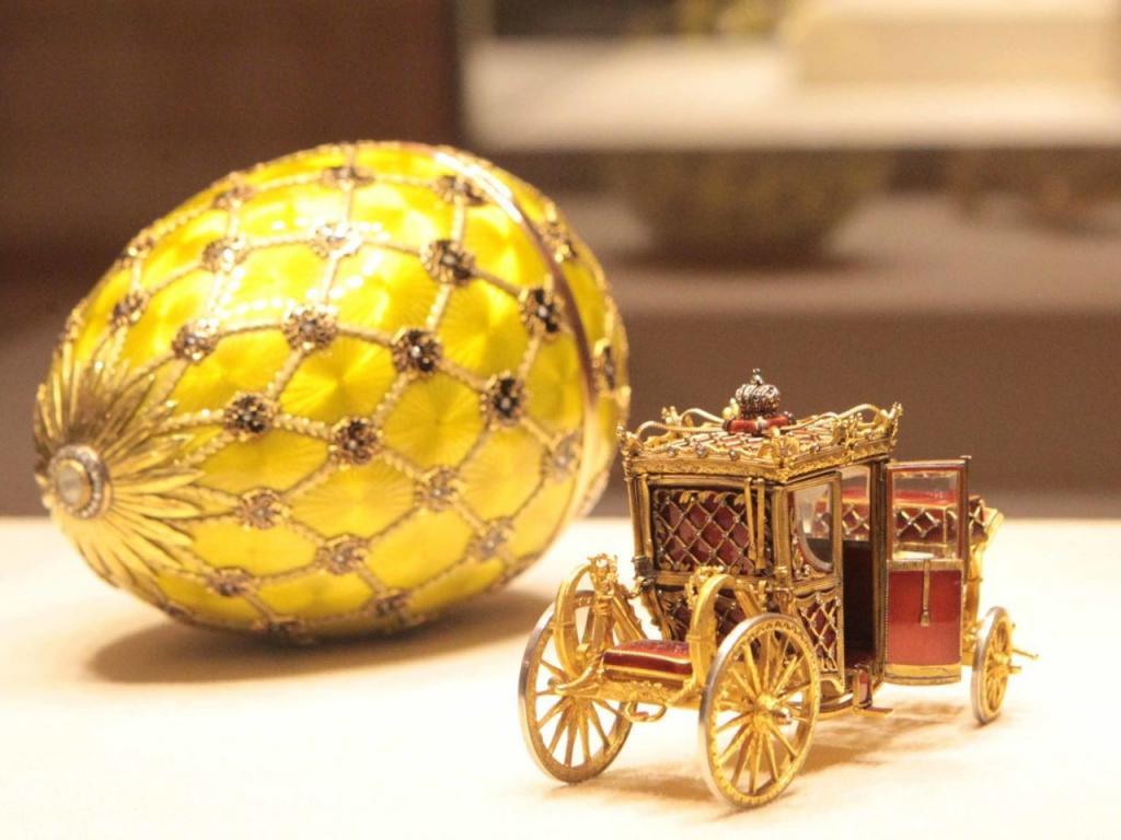 В мае Петербург отметит 175-летие со дня рождения Карла Фаберже: к этой дате выпустят юбилейные марки и медали