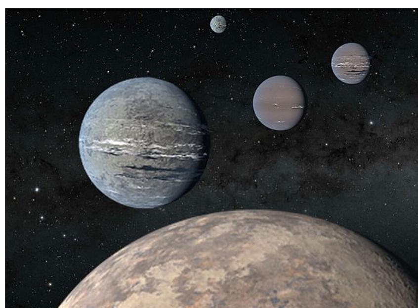 Самые молодые астрономы: школьники открыли сразу несколько новых экзопланет