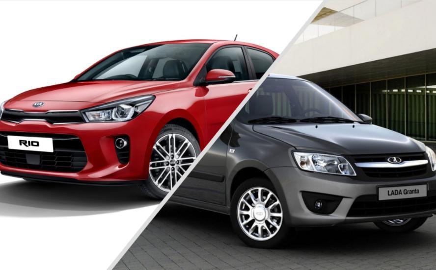 За январь 2021 года Kia Rio стала самой востребованной маркой авто у россиян, опередив Lada Granta