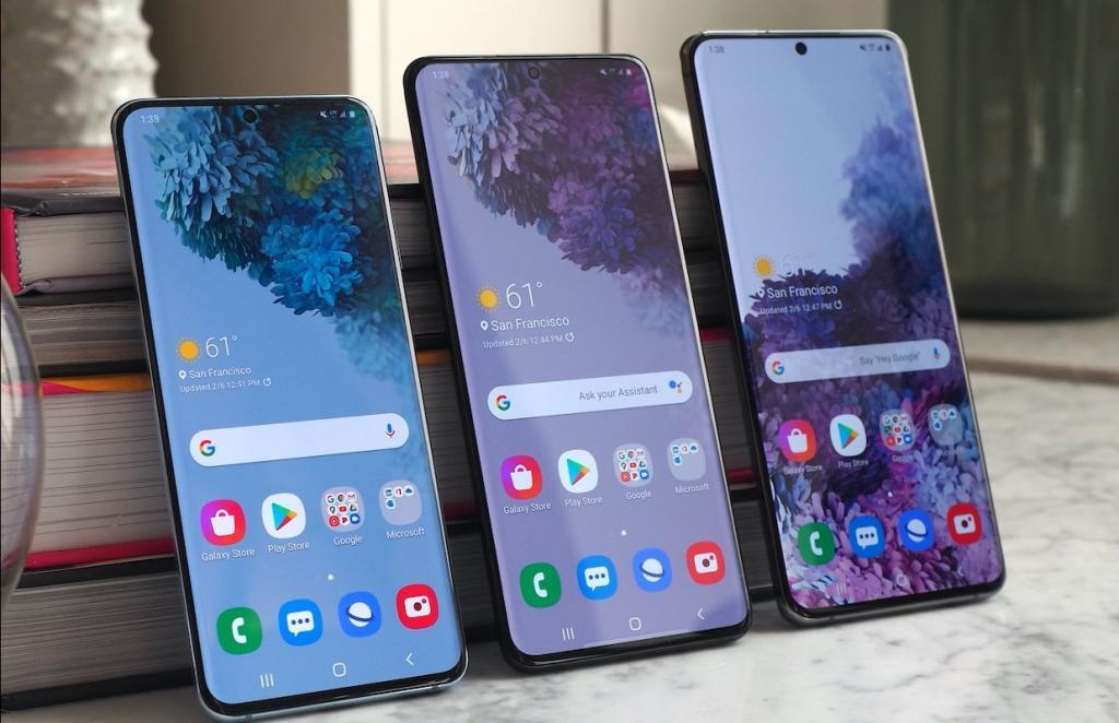 Три новейших флагманских телефона. Сравнение моделей Samsung Galaxy S21: S21, S21 Plus и S21 Ultra