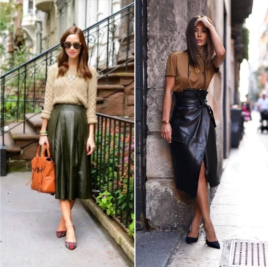 Кожа - главный тренд-2021, но наши женщины не умеют ее носить: рассказываю о главных ошибках модниц, из-за которых они выглядят вызывающе