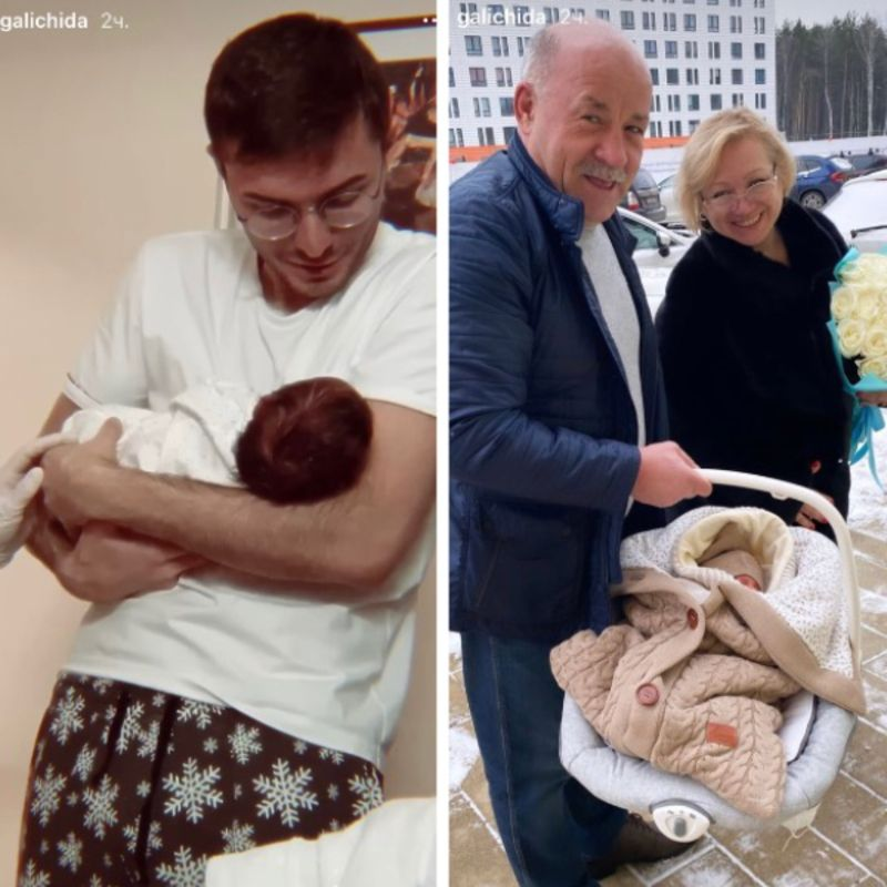Отношения ради ребенка: Ида Галич воссоединилась с супругом на дне рождения сына