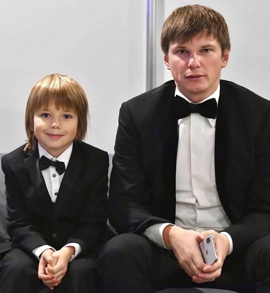 Андрей Аршавин отказался принимать участие в футбольной судьбе сына, теперь Арсений тренируется в «Спартаке»