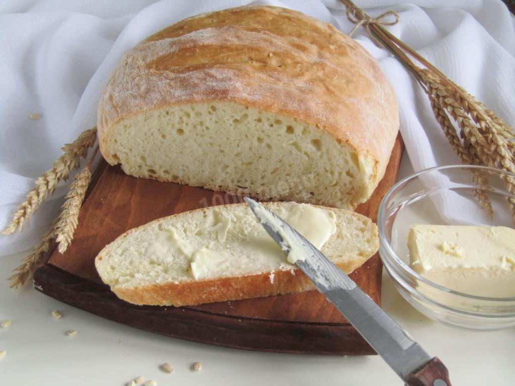 Счастливого человека можно определить по тому, какую часть хлеба он берет (горбушку или мякиш)