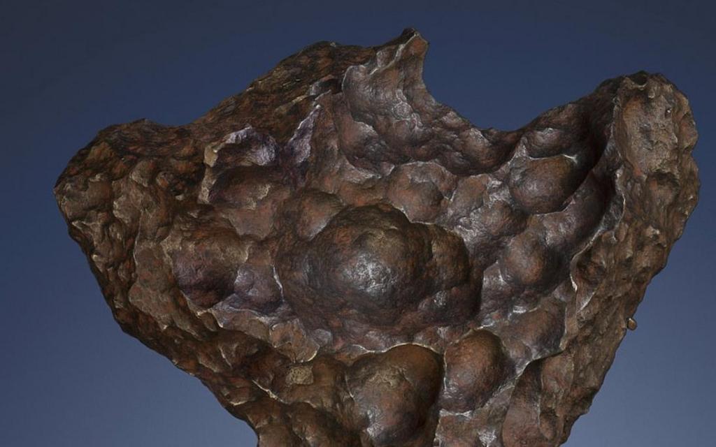 Собственный кусочек космоса: метеорит из звездной пыли будет выставлен на продажу за 50 000 $ на астрономическом аукционе