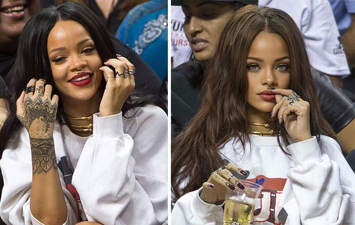 """Пользователь """"Инстаграм"""" редактирует внешность разных селебрити, подгоняя ее под стандарты красоты: и вот фото до и после"""