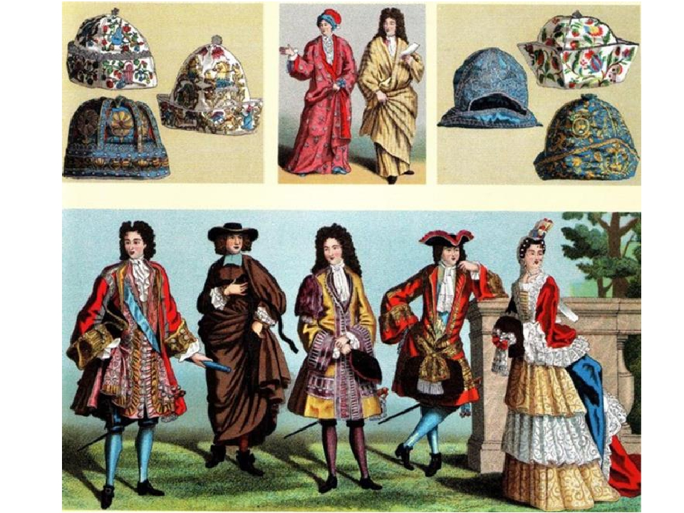 Сарафаны – мужская одежда: правда ли это и почему Петр I запрещал их носить