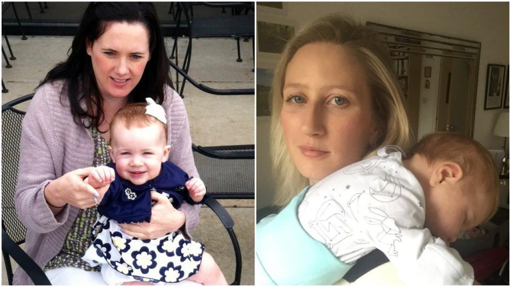 Чувство усталости: женщины в Twitter выкладывают фотографии, которые есть у каждой молодой мамы