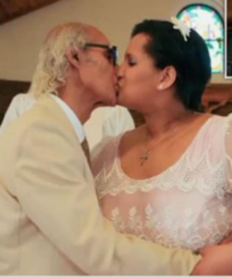 Студентка вышла замуж за мужчину на 51 год старше себя: девушка раскрыла причину