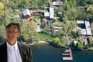 19 удивительных фактов о роскошном особняке Билла Гейтса