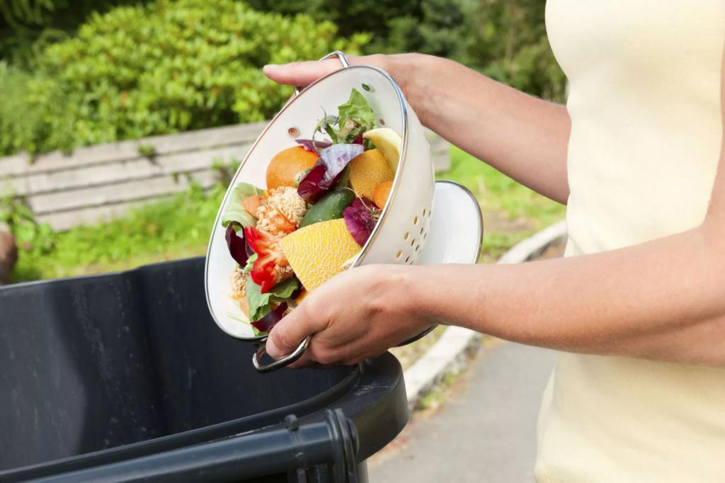 Несколько способов уменьшить количество пищевых отходов (они достаточно просты, но позволяют хорошо сэкономить)