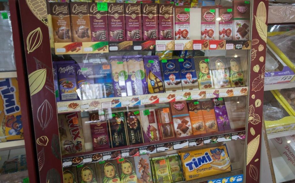 Как еще в магазине на глаз определить шоколад, опасный для сердца и иммунитета