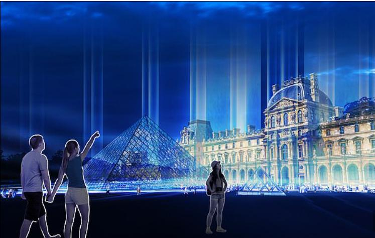 Лучше оригинала: туристические достопримечательности (в том числе Лувр и каналы Венеции) будут воссоздавать в виде голограмм