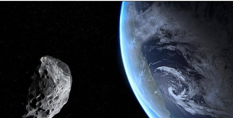 Потенциально опасный астероид размером в 2 раза больше небоскреба «Бурдж-Халифа» пролетит мимо Земли в следующем месяце