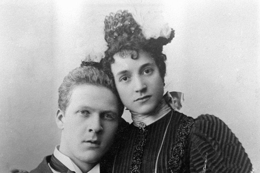 Жена-иностранка ради Федора Шаляпина переехала в Россию, а он эмигрировал из страны с соотечественницей