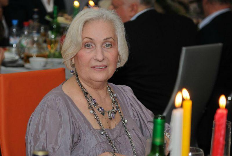 Вдова Танича рассказала о ноже Василия Сталина, который к ним в дом принес Михаил Круг