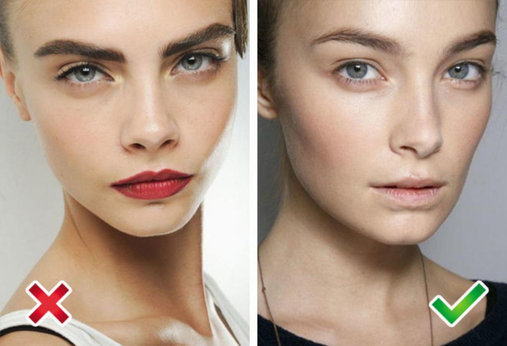Антитренды макияжа 2021 года: какой мейкап будет выглядеть нелепо в новом году