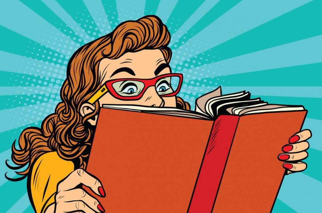 То, как вы читаете, влияет на вашу память и продуктивность (7 фото)
