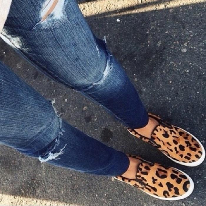 Любимая обувь может многое рассказать о вашем характере: выберите одну из предложенных пар