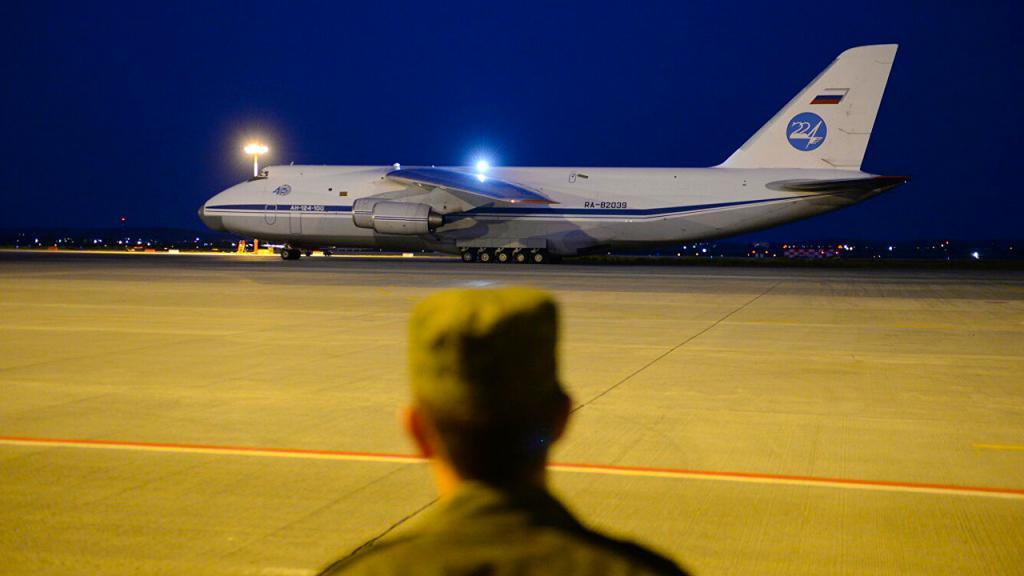 Полеты из РФ в Соединенные Штаты Америки могут быть опасными для организма