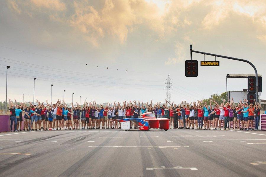 Из-за пандемии отменена самая главная международная гонка Bridgestone World Solar Challenge 2021, в которой участвуют только автомобили на солнечных батареях