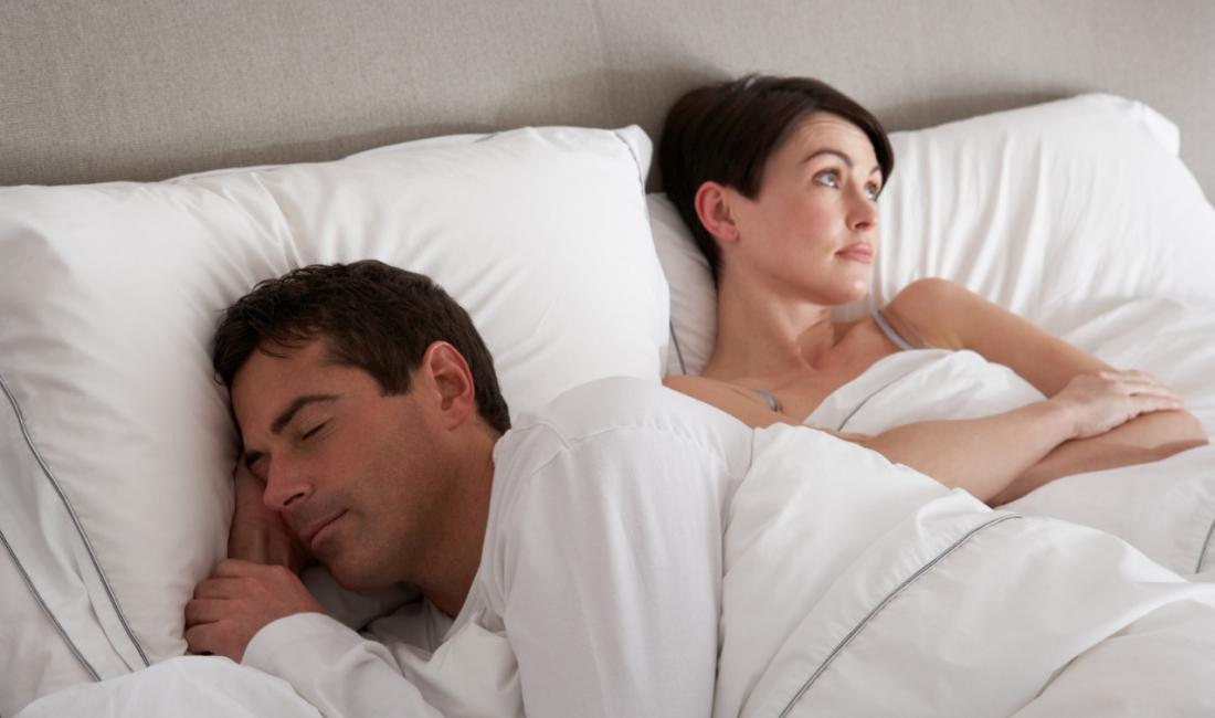 Засыпают ли мужчины после секса