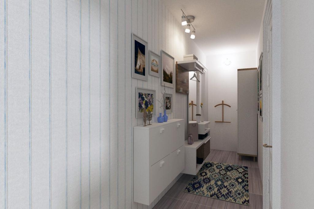 """Как сделать выше низкий потолок (визуально, разумеется): 5 """"фишек"""" опытных дизайнеров, которыми они спасают даже интерьеры в хрущевках"""