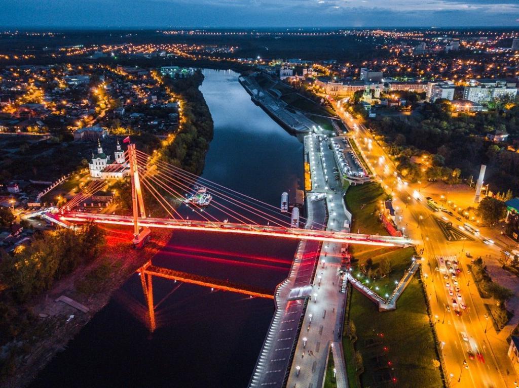 Одним мегаполисом в стране больше: Тюмень станет городом-миллионником быстрее, чем предусмотрено (уже к 2040 году)